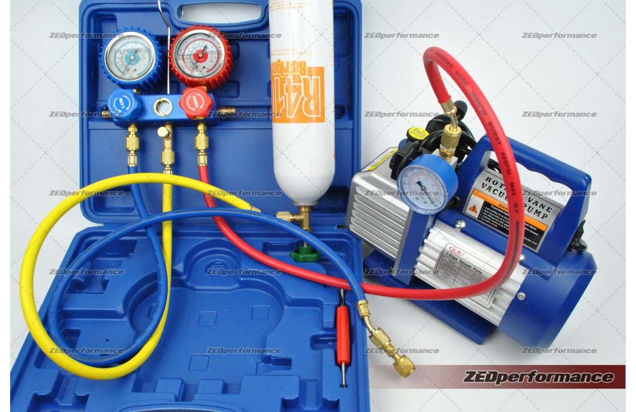 R410a recharge kit