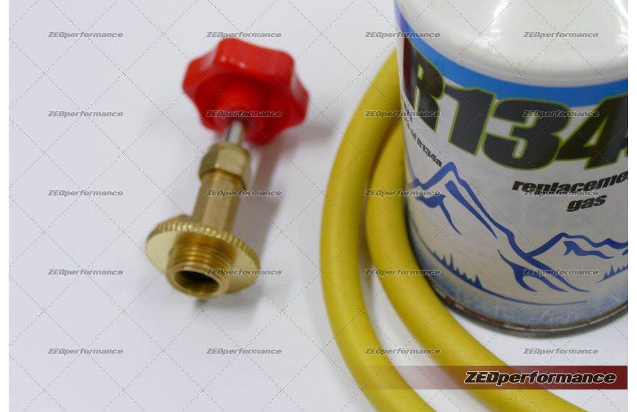 R134a DIY fridge refrigerator top-up kit
